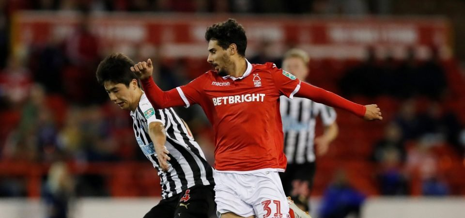 Revealed: 55% of Forest fans want Karanka to make Gil Dias' loan move permanent