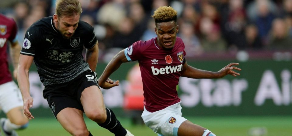 Diangana makes most of West Ham chance
