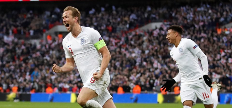 Pundit view: Kane compared to England icon Moore