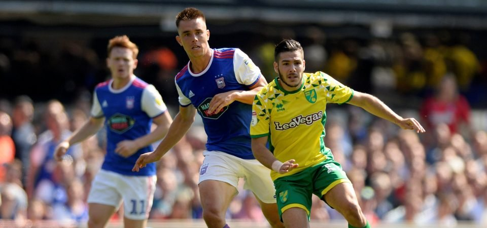 Norwich fans react to Emiliano Buendía's performance against Swansea