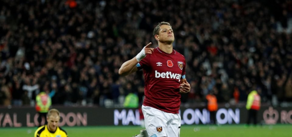 West Ham must hold on to Javier Hernandez