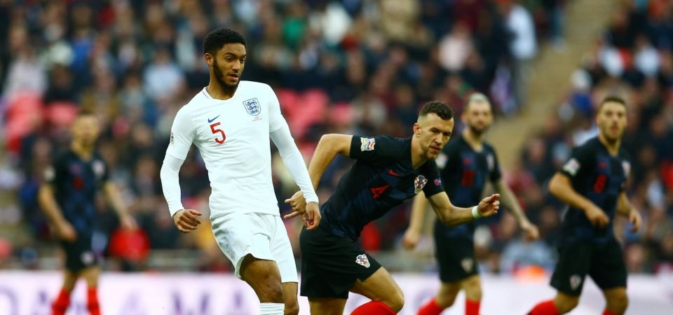 The Chalkboard: Gomez's performance for England should send a message to Liverpool