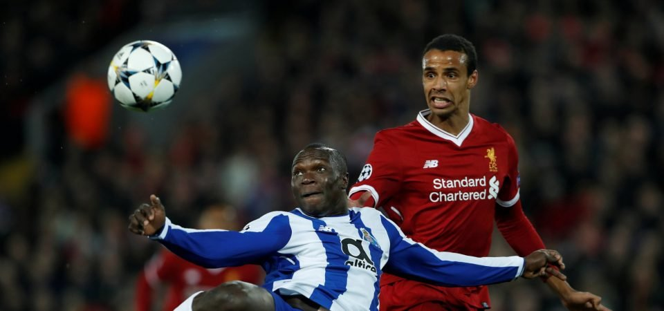 Revealed: 44% of Liverpool fans want centre-back Joel Matip sold in January