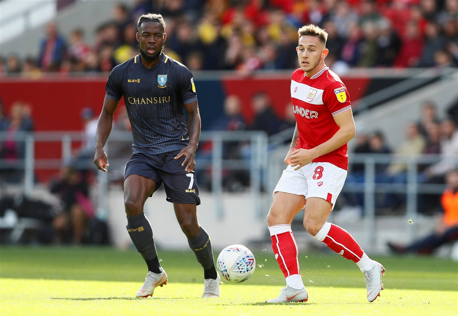 Josh Onomah for Wednesday