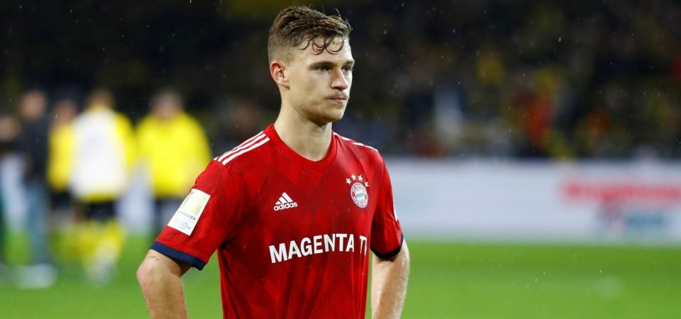 Joshua Kimmich would be the perfect signing for Pep Guardiola at Manchester City