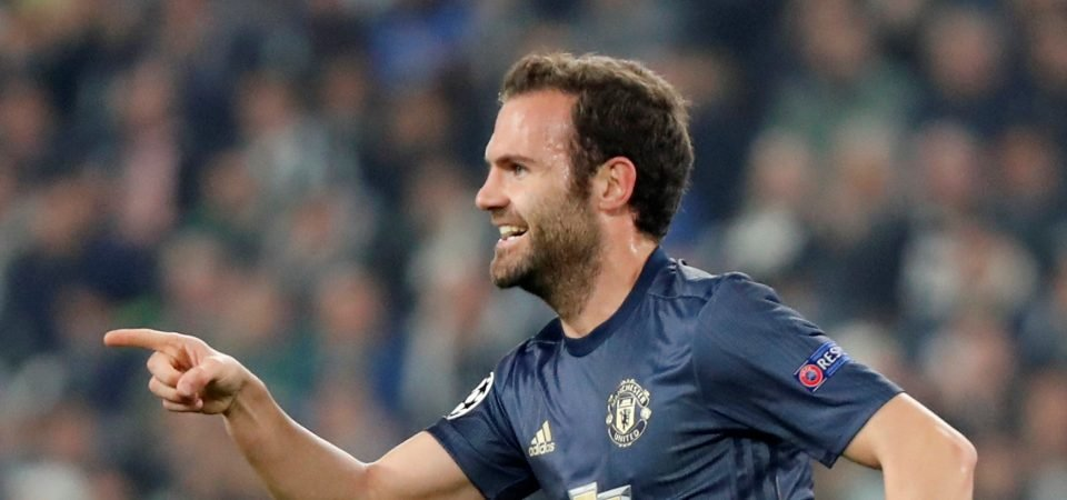 Juan Mata could be the perfect Aaron Ramsey replacement for Arsenal