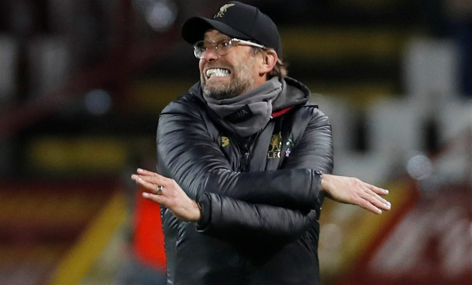 Jurgen Klopp gestures wildly during Red Star Belgrade v Liverpool e1541590468207 - 12 goals, 4 assists: Talented academy product the perfect addition to Klopp's squad for 2019/20