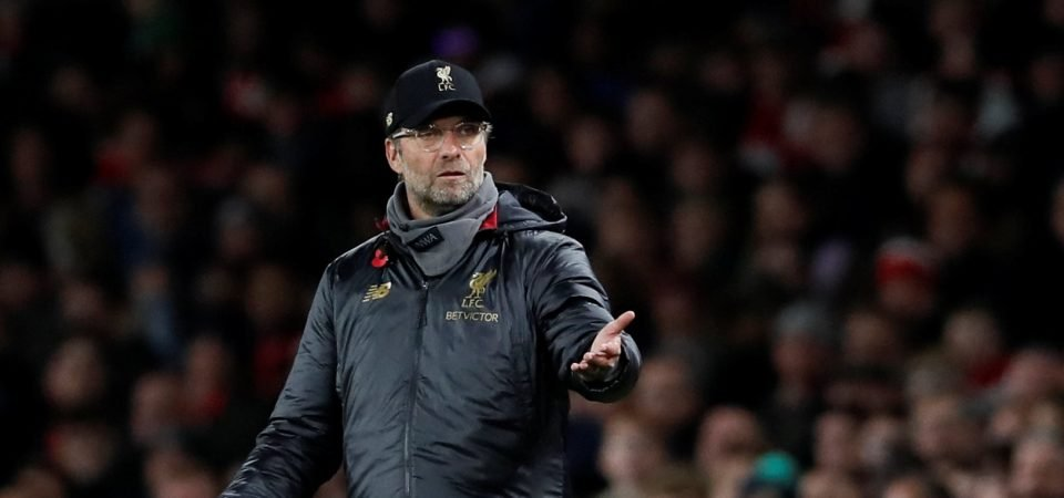 Liverpool fans worried Manchester City will run away with the title