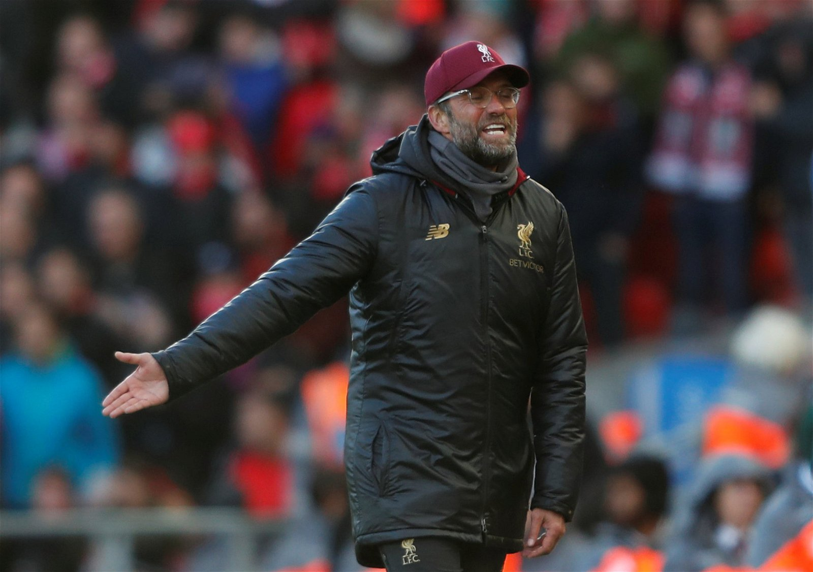 Tactical Analysis: Klopp's change in shape key to Liverpool's improved defensive record