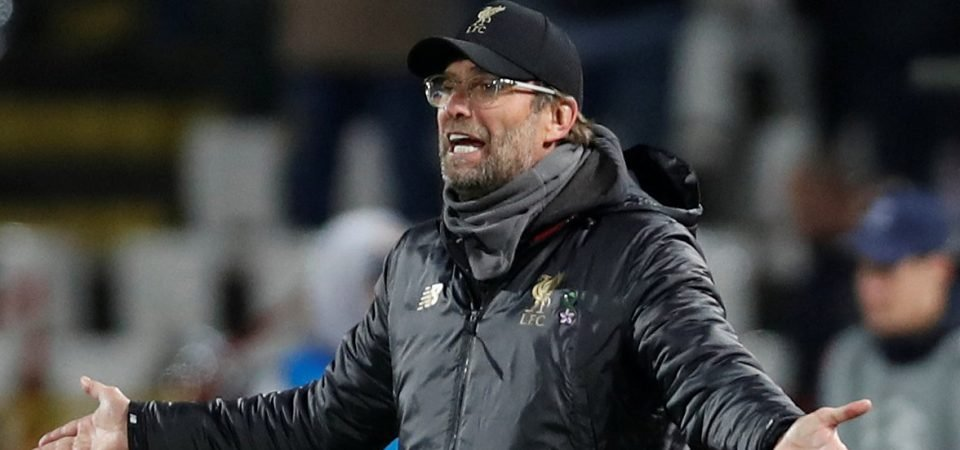 Liverpool fans react in delight after Jurgen Klopp storms the pitch in celebration