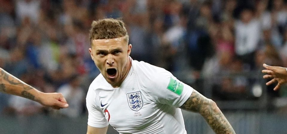 Revealed: 84% of Everton fans want to sign Trippier