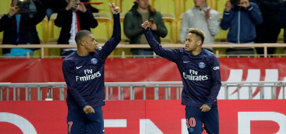 Neymar and Mbappe could be fit for Champions League showdown, Liverpool fans react