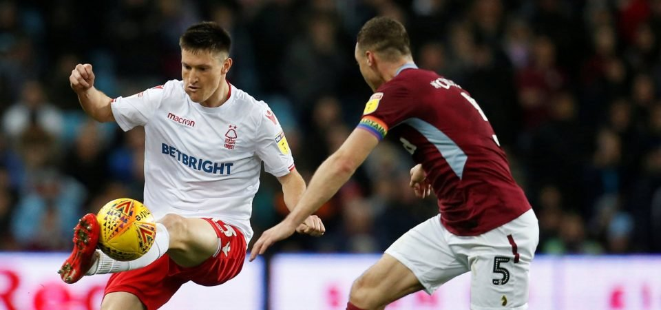 Newcastle should take a risk and sign Forest's Lolley