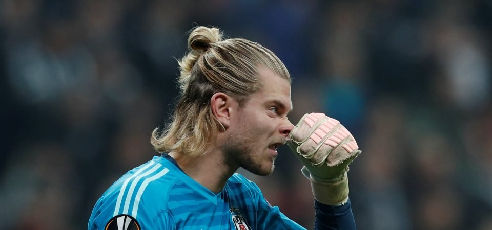 Harshly treated: Liverpool fans side with Loris Karius as Besiktas row continues