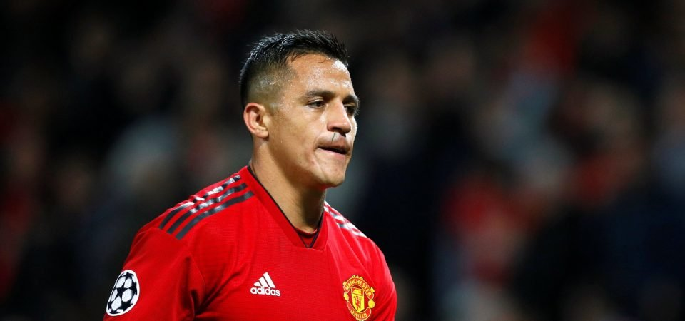 Revealed: 68% of Manchester United fans want Alexis Sanchez offloaded to PSG in January