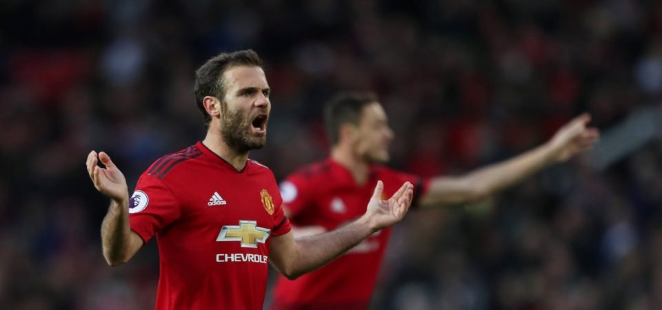 Revealed: 90% of Arsenal fans would love to see Emery reunited with Juan Mata