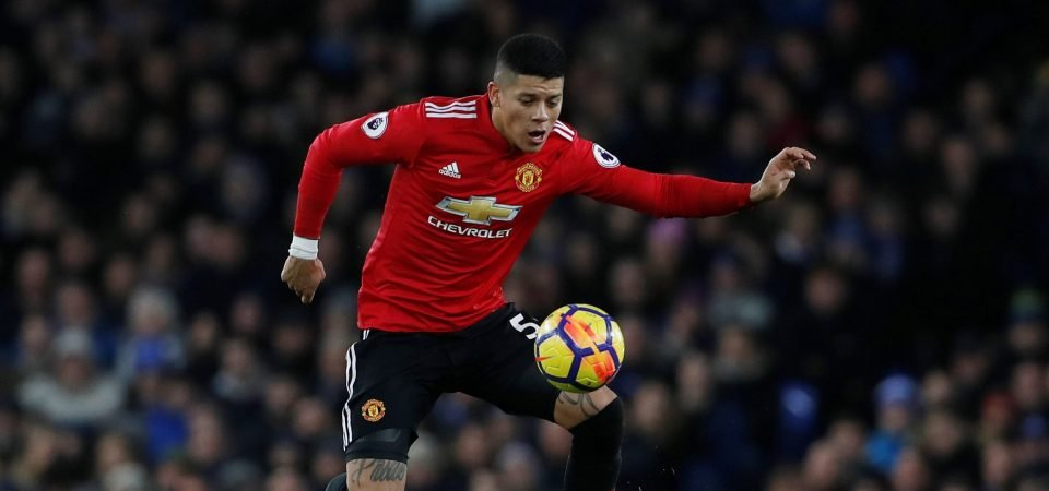 Disgusting: Man United fans slam Marcos Rojo after his disrespectful comments