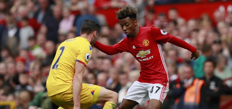 Man Utd prodigy Angel Gomes showed what all the hype is about against Astana