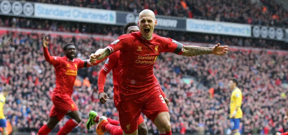 Opinion: Liverpool should sign Skrtel to short-term deal