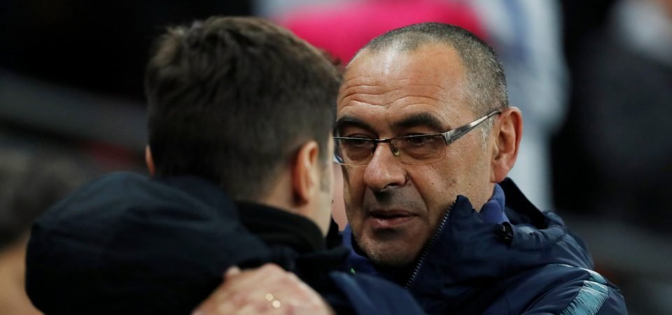 Tottenham defeat highlights how far removed Sarri-ball really is from Chelsea's DNA