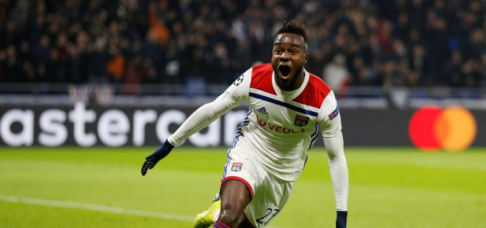 Leeds United have submitted an offer for Lyon star Maxwel Cornet