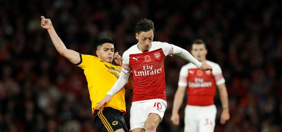 HYS: How do you feel about Mesut Ozil captaining Arsenal?