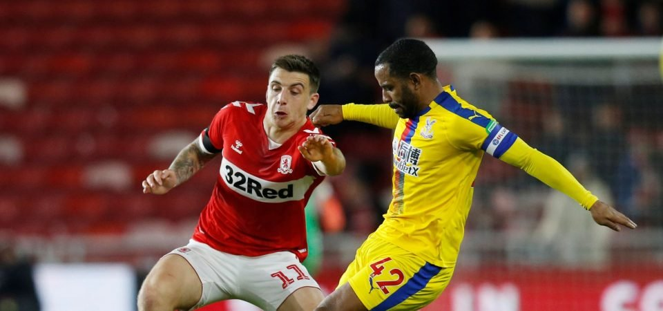 Middlesbrough fans revelling in win with jokes at Jordan Hugill