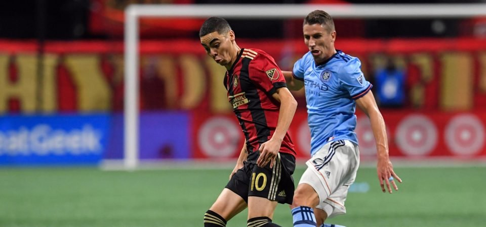 Miguel Almiron signing would keep Newcastle up or better