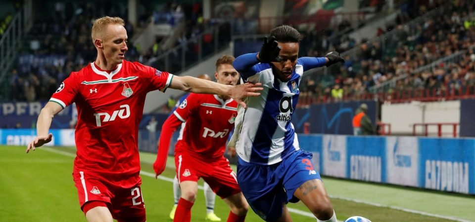 Revealed: 80% of Everton fans want to sign Eder Militao