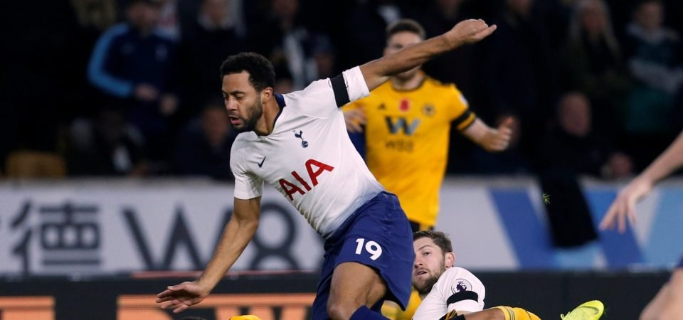 Tottenham fans react as Dembele joins injury list