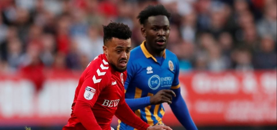 Charlton fans on Twitter want Nicky Ajose out of their club after poor performances
