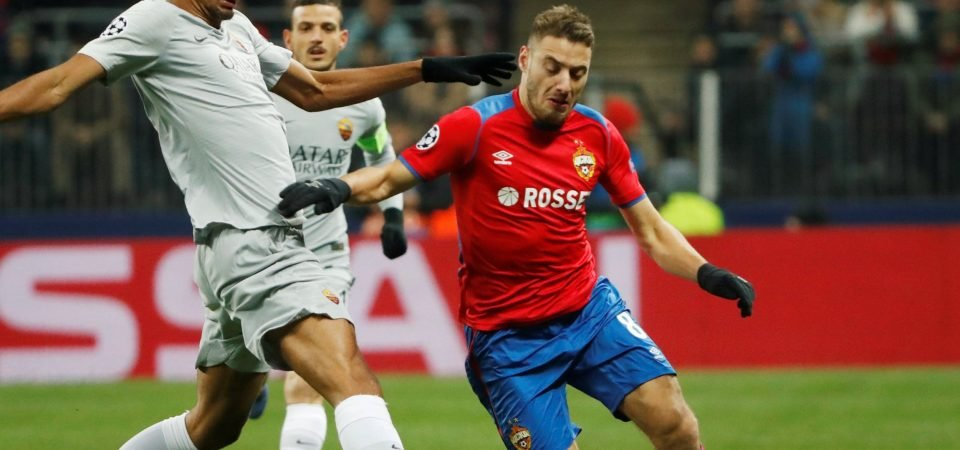 Revealed: 62% of Everton fans believe Nikola Vlasic still has a future with the club