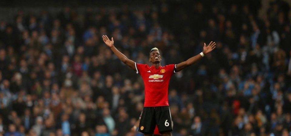 Manchester United star Paul Pogba delivers injury update ahead of Liverpool clash