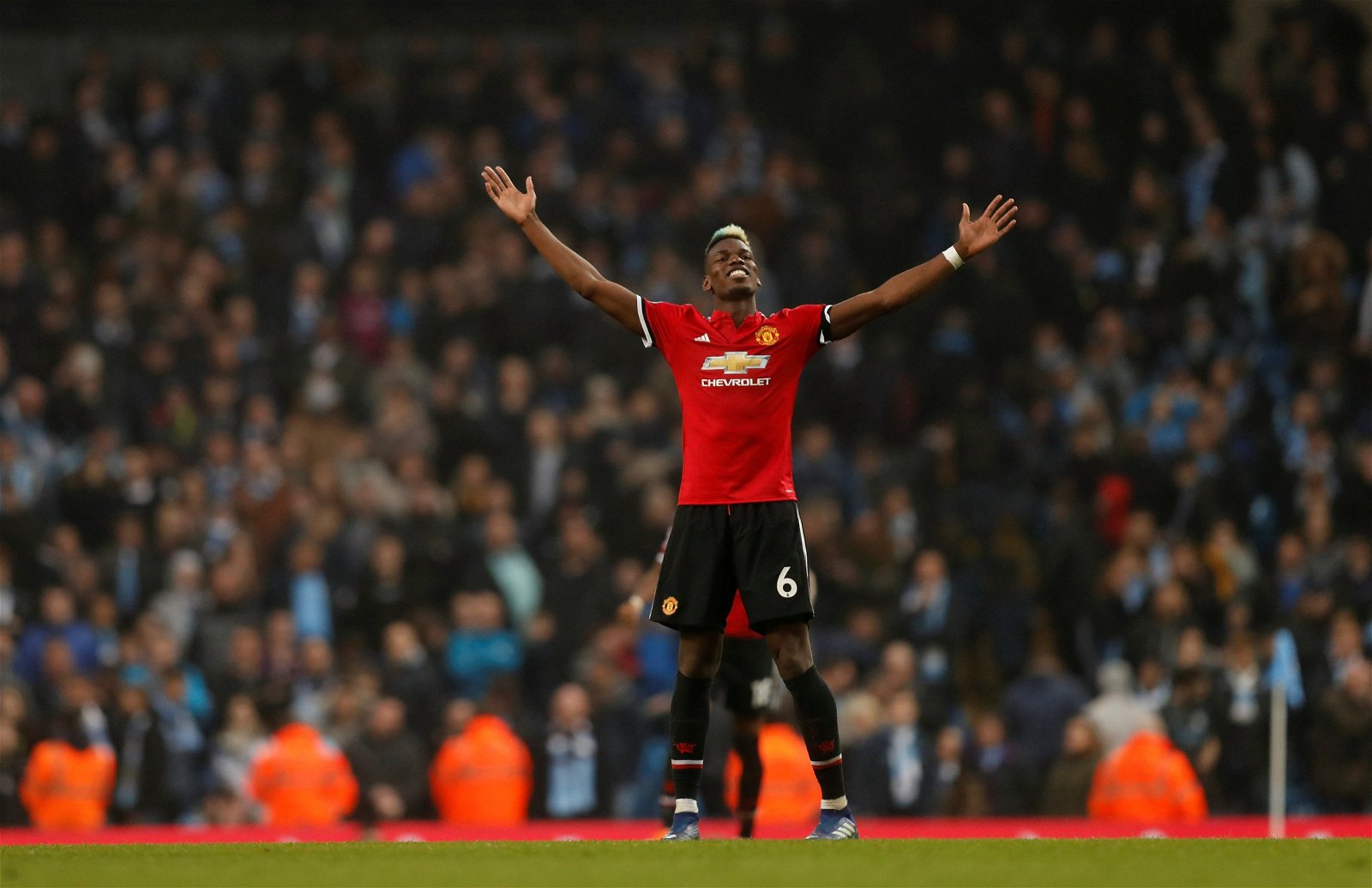 PAul Pogba - Manchester City 2-3 Manchester United
