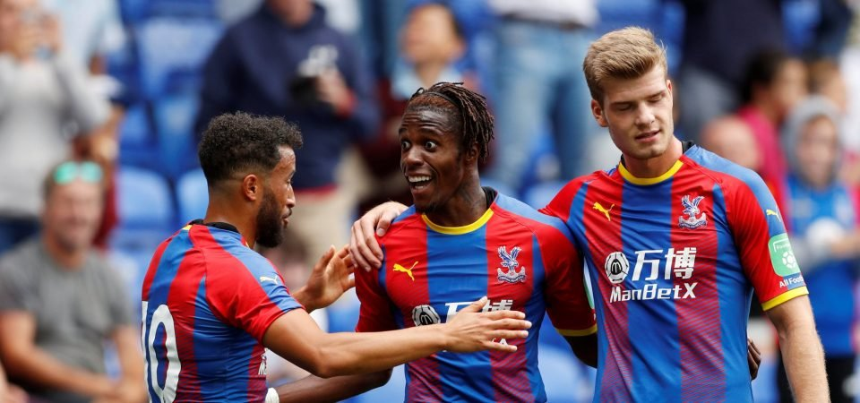 The Chalkboard: Misfiring Alex Sorloth could be key to Crystal Palace v Manchester United