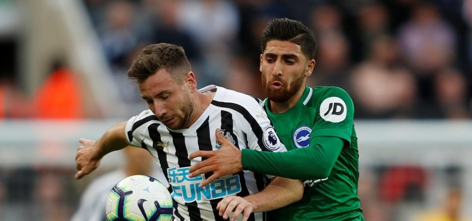 Newcastle Injury News: Paul Dummett trains with Magpies, but will he get back in the team?