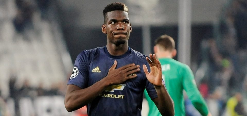Manchester United right to turn down insulting offer from Real Madrid for Paul Pogba