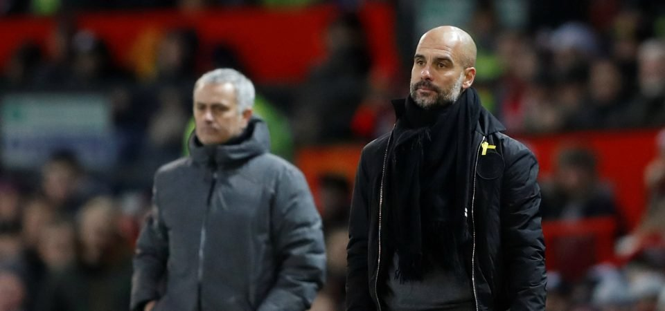 Manchester United clash will be City's toughest game of their Premier League season