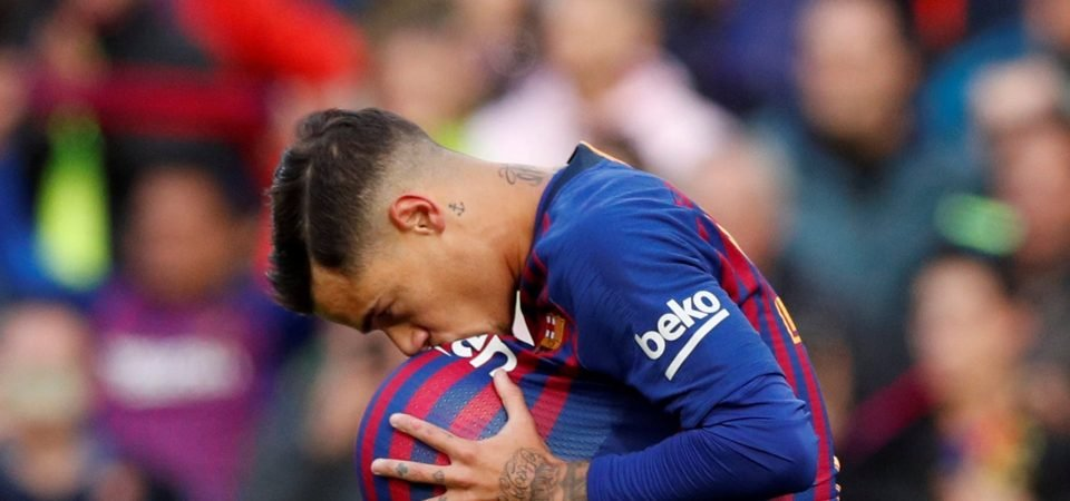 Why it hasn't worked out for Philippe Coutinho at Barcelona