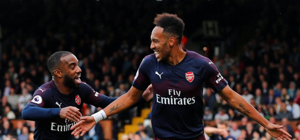 Pierre-Emerick Aubameyang scoops Arsenal's Player of the Month award, fans react