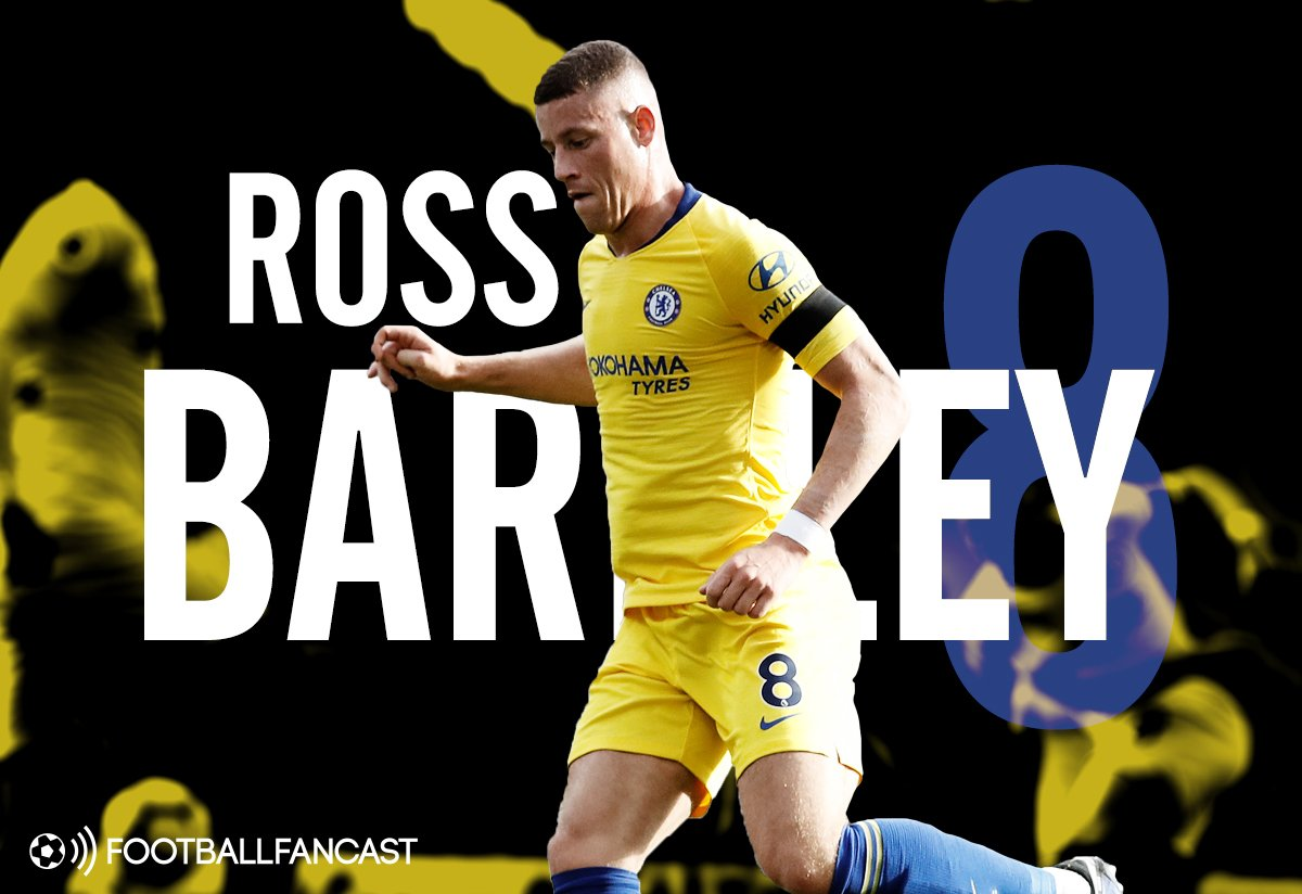 Ross Barkley is now fulfilling the potential that looked to have escaped him