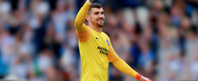 PFA Bristol Street Motors Fans' Player of the Month - Mat Ryan wins Premier League award for October