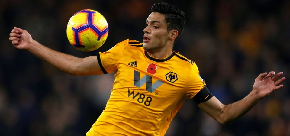 Raul Jimenez is proving that he's the right man to lead the line for Wolves in the Premier League