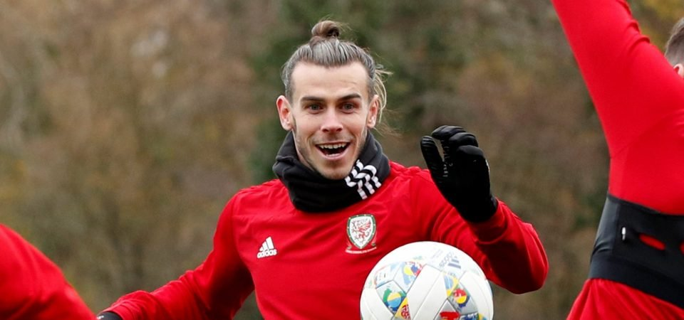 Tottenham should use Real Madrid interest in Christian Eriksen to re-sign  Gareth Bale 61871cdc156c9