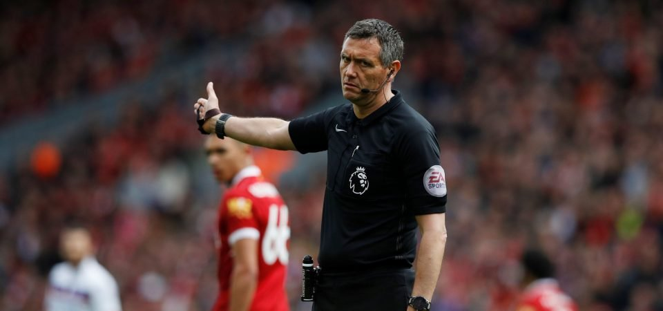 Ref in Focus: Andre Marriner's leniency doesn't bode well for Liverpool's counter-attacking style