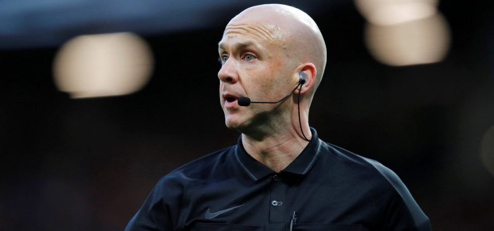 Ref in Focus: Manchester City have no need to worry about the appointment of Anthony Taylor