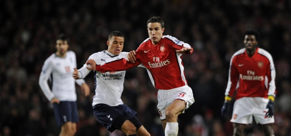 WATCH: Jermaine Jenas makes North London Derby prediction