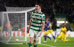 Celtic fans left gushing over Ryan Christie's Scotland goal