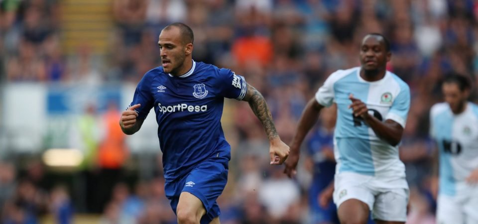 Everton fans crucify Sandro as goal drought continues