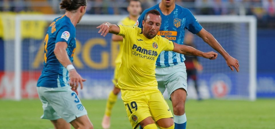 Revealed: 62% of Leeds fans would support a move for Santi Cazorla to replace Samu Saiz